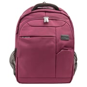 "Vangoddy Germini 15.6"" Laptop Backpack (Purple)"