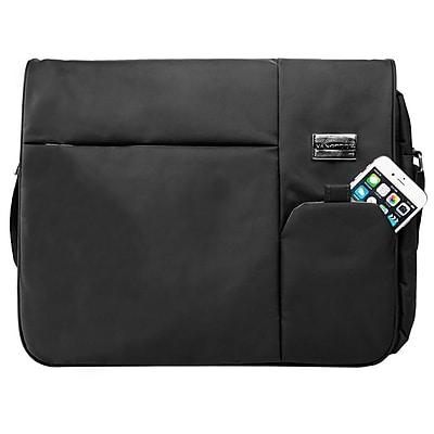 Vangoddy Italey Laptop Messenger Bag (Black) 2435244