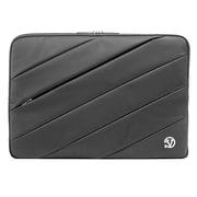 "Vangoddy Jam Nylon Laptop Protector Sleeve 13"" Gray"