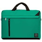"""Vangoddy Adler Laptop Shoulder Bag 15.6"""" (Jade Green with Black Trim)"""