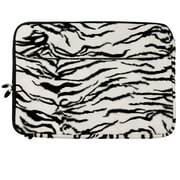 "Vangoddy Laptop Protector Sleeve Fits up to 13"" Laptop (Zebra Print)"