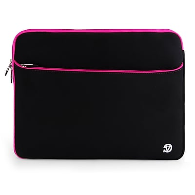 Vangoddy Laptop Carrying Sleeve with Front Pocket Fits up to 17
