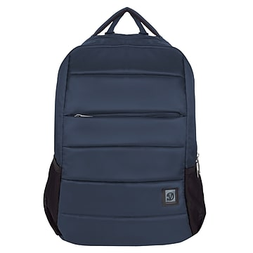 Vangoddy Bonni Laptop Backpack Fits up to 15.6  Laptops (Navy Blue)
