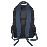 "Vangoddy Bonni Laptop Backpack Fits up to 15.6"" Laptops (Navy Blue)"