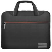 """Vangoddy NineO Laptop Messenger Bag 13"""" (Grey/Orange)"""