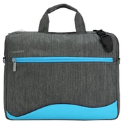 "Vangoddy Wave Laptop Bag Fits up to 15.6"" Laptops (Sky Blue)"