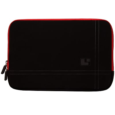 SumacLife Microsuede Laptop Carrying Sleeve Fits up to 13