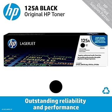 HP 125A Black Toner Cartridge (CB540A)