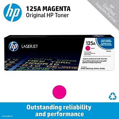 HP 125A Magenta Toner Cartridge (CB543A)