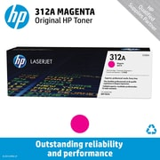 HP 312A Magenta Toner Cartridge (CF383A)