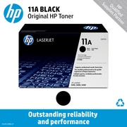 HP 11A Black Toner Cartridge (Q6511A)