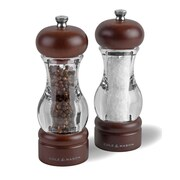 Cole & Mason Forest 4 Piece Salt and Pepper Mill Set