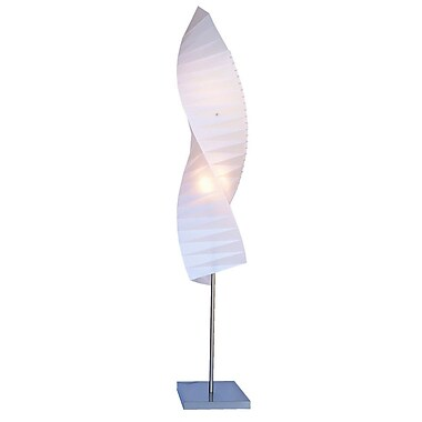 CaliforniaLighting Twisted 66'' LED Floor Lamp