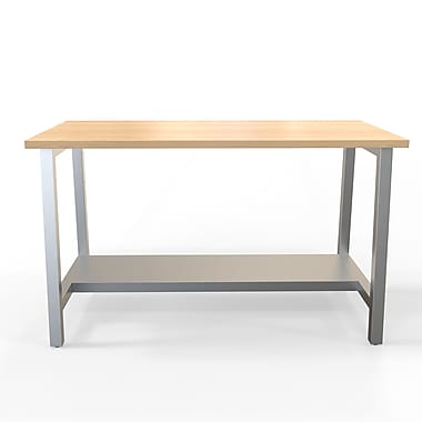 LIAT Maker Solid Maple Workbench; 36'' H X 60'' W X 30'' D