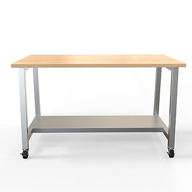 LIAT Maker Solid Maple Workbench; 36'' H X 72'' W X 30'' D