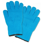 Imperial Home Oven Mitt (Set of 2); Blue