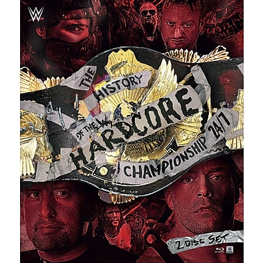WWE 2016 : The history of the WWE Hardcore Championship (Blu-ray)