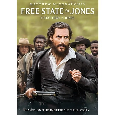 L'État libre de Jones (DVD)