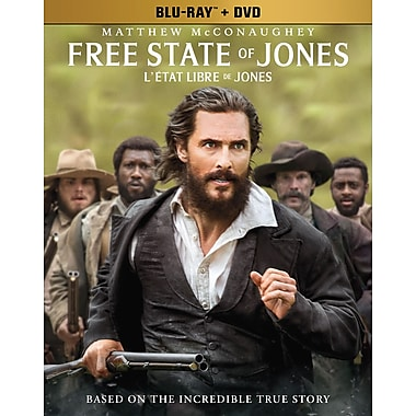L'État libre de Jones (Blu-ray)