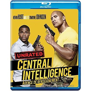 Agence de renseignement (Blu-ray/DVD)