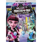 Monster High : Bienvenue à Monster High