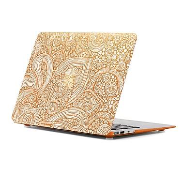 Uncommon – Étui Deflector pour MacBook Air 13 po, arabesque orange (C2003JH)
