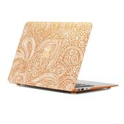 Uncommon – Étui Deflector pour MacBook Pro 13 po, arabesque orange (C2003JI)
