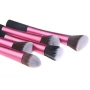 Zoe Ayla Cosmetics – Ensemble professionnel de 5 pinceaux kabuki