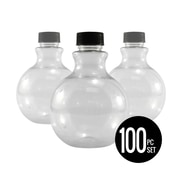 Sandtastik® Ball Sand Layering Bottles and lids Set, 100-Piece Set