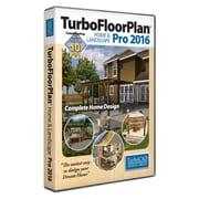 Logiciel TurboFloorPlan Home & Landscape Pro 2016 [Téléchargement] anglais