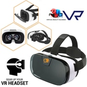 IMGadgets Virtual Reality Mobile Theatre Headset with Bluetooth Gamepad (VIRREAL)