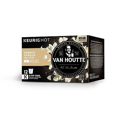 Van Houtte – Café doux à la vanille française, capsules K-Cup, paq./12 (40-53790)