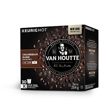 Van Houtte – Café Colombien noir, capsules K-Cup, paq./30 (40-72730)