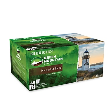 Green Mountain – Café Mélange Nantucket, capsules K-Cup, paq./48 (94-31748)