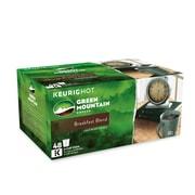 Green Mountain Breakfast Blend K-Cup Refills, 48/Pack (94-30748)