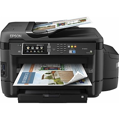 Epson - Imprimante WorkForce ET-16500 Supertank EcoTank format large tout-en-un (C11CF49201)