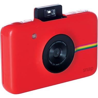 Polaroid - Appareil photo numérique instantané Snap, rouge (POLSP01R)