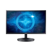 "Samsung (LC24FG70FQNXZA) 24"" Curved LED Gaming Monitor with Matte Black Finish"