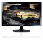Samsung (LS24D330HSX/ZA) 24 LED Gaming Monitor with Glossy Black Finish