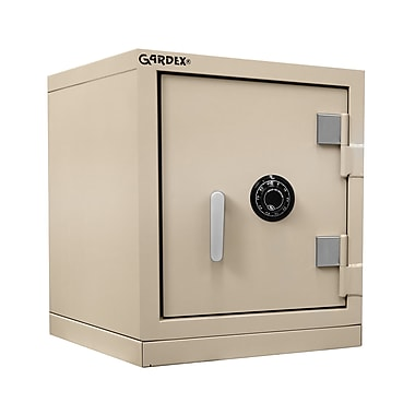 Gardex 2.12 cu.ft., Manual Combination Lock, UL® Certified Fire-Resistant Storage Safe (GXGX-1-BE)