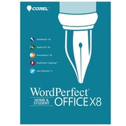 WordPerfect Office X8, Home & Student