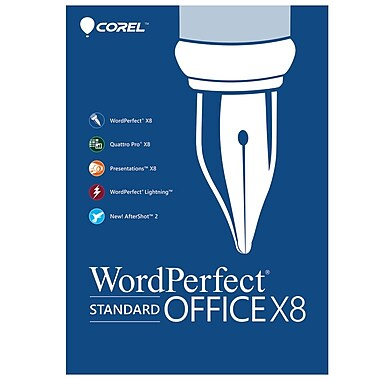 WordPerfect Office X8, Standard