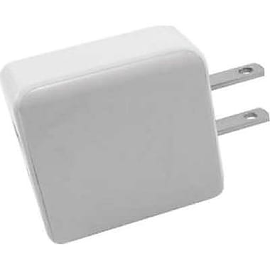4XEM USB Power Adapter/Wall Charger, White