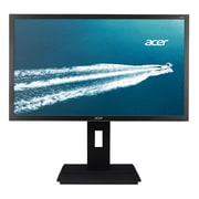 "Acer® B6 B246HL ymdpr 24"" LED LCD Monitor, Dark Gray"