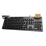 Adesso® EasyTouch USB Wired Smart Card & Magnetic Stripe Reader Keyboard (AKB-630RB)