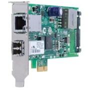 Allied Telesis™ 2911GP Series AT-2911GP/SXLC Dual Port PCI Express PoE+ Adapters