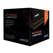 AMD FX Black Edition FX-8350 Processor, 4 GHz, Octa-Core, 8MB Cache (FD8350FRHKHBX)