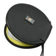 Ape Case® CD/DVD/Blu-Ray/Gaming Optical Disk Case, Black (AC12473)