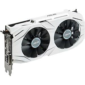 ASUS® NVIDIA GeForce GTX 1060 GDDR5 PCI Express 3.0 3GB Graphic Card