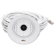 Axis Communications® F4005 Wired Dome Indoor Surveillance Sensor Unit, White
